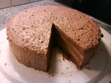 Rezept: SÜßES: Mousse-au-chocolat-Torte