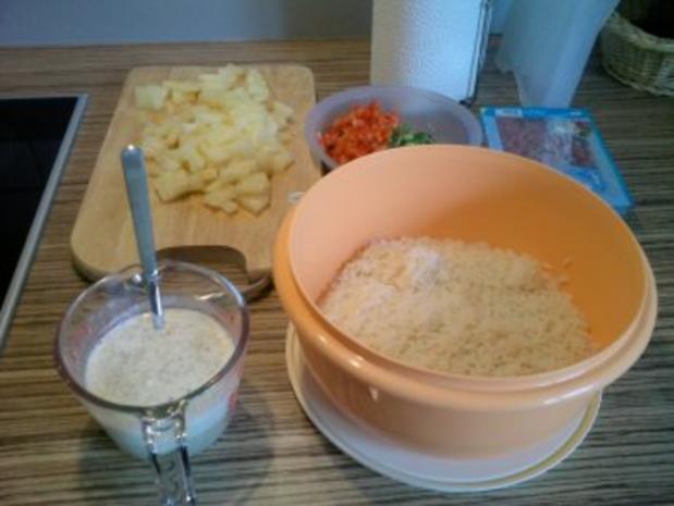"""SALAT"" Reissalat, der fruchtig-frische - Rezept - Bild Nr. 3"