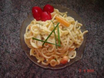 Salate : Nudelsalat - Rezept