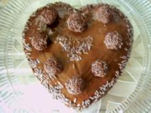 Backen: Schoko-Trüffel-Torte - Rezept