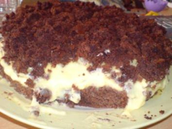 Eierlikör-Schoko-Kuchen - Rezept