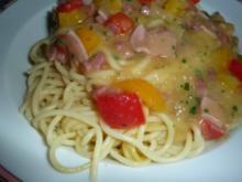 "Spaghetti ""Manunara"" - Rezept"