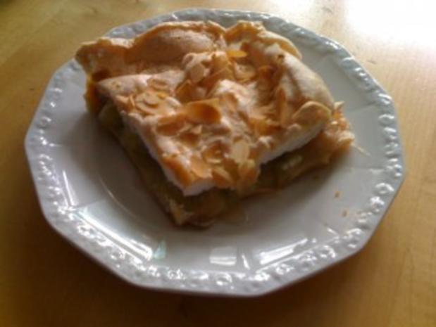 G: Rhabarberkuchen - Rezept - Bild Nr. 2