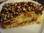Choco Crossie-Eierlikörkuchen, 28er Springform... - Rezept