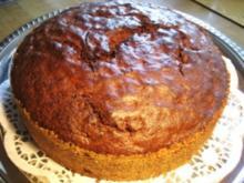 Französischer Schokoladenkuchen ... - Rezept