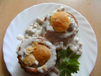 Gynie,s Puten, Champions Pasteten - Rezept