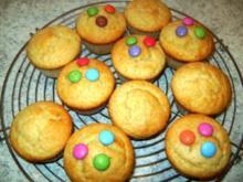 Zitronen-Joghurt-Muffins - Rezept