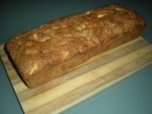 Kuchen: Apfel-Zimt-Kuchen - Rezept