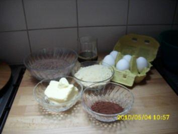 Rezept: Espressokuchen