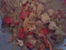 Thailändisches Garnelen-Curry - Rezept
