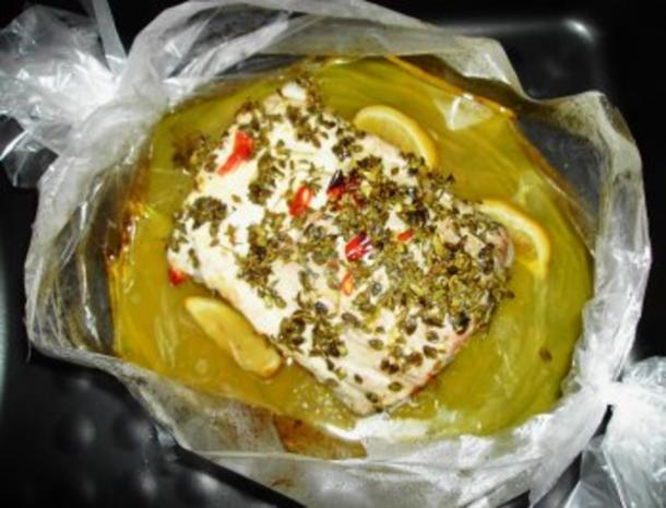 Schweinesteakbraten mit Chili und Zitronenthymian aus dem Ofen - Rezept - Bild Nr. 2