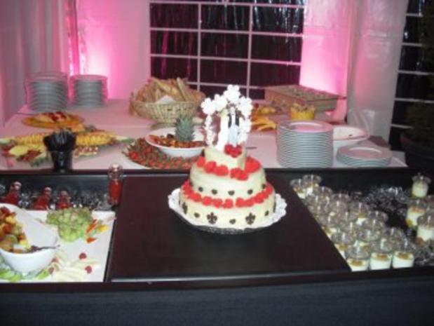 Hochzeitstorte - Rezept - Bild Nr. 2