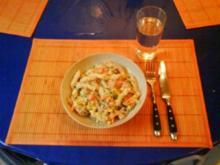Salat: Nudelsalat mit Thunfisch - Rezept