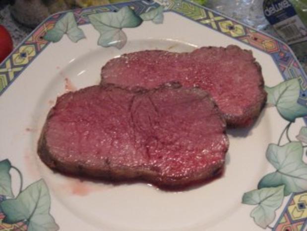 Roastbeef gegart bei niedriger Temperatur - Rezept - Bild Nr. 5
