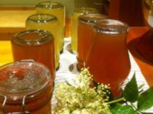 Hollunderblüten-Gelee - Rezept