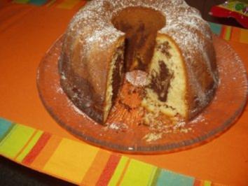 Latte macciato Kuchen - Rezept