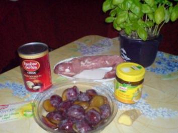 Currypfanne mit Filet - Rezept