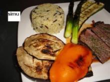Grilliert Gemüse - Rezept