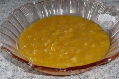 Dessert: Apfel-Mandarinen-Kompott - Rezept