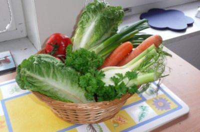 Rezept: Salate: Muttertags - Salat