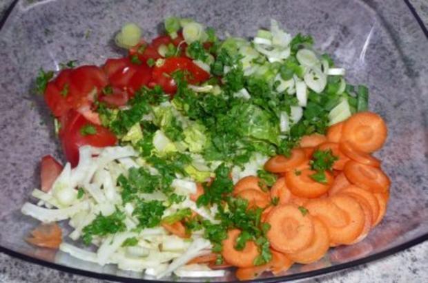 Salate: Muttertags - Salat - Rezept - Bild Nr. 2