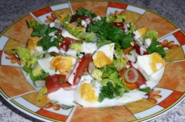 Salate: Muttertags - Salat - Rezept - Bild Nr. 3