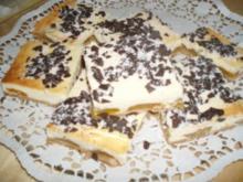 Kokos-Aprikosen- Blechkuchen - Rezept
