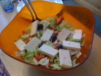 B: Hirtensalat - Rezept