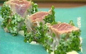 Falsches Sushi - Rezept