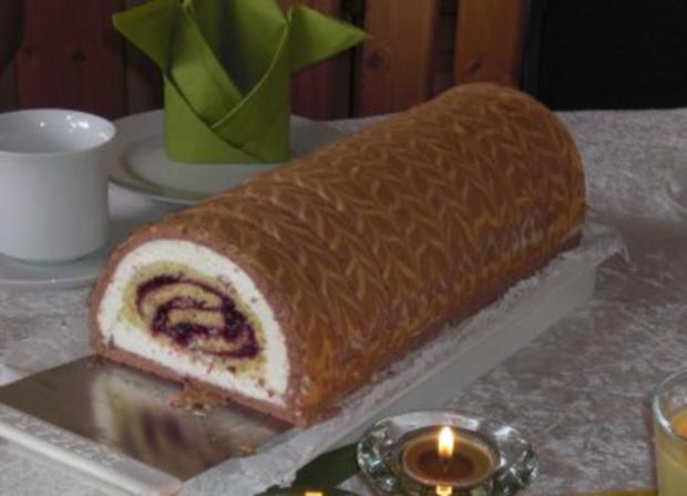 Kuchen_Barockrolle von LUMARA - Rezept