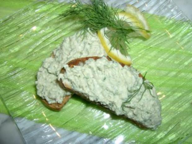 Mousse von der geräucherten Schleie - Rezept - Bild Nr. 2