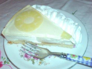Ananas-Torte - Rezept