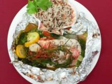 Fisch aus dem Ofen - Pesce al forno - Rezept - Bild Nr. 2