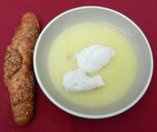 Weinsuppe mit Wingertsknorze - Rezept - Bild Nr. 2