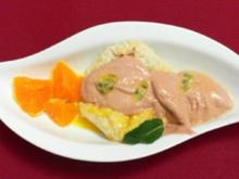 Pastetchen mit Orangen, Creme und Limoncello - Rezept - Bild Nr. 2