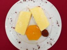 Orangenparfait mit Schokoladentrüffeln - Rezept - Bild Nr. 2
