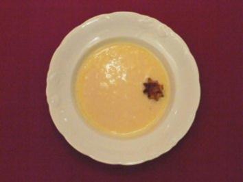 Camembertsüppchen mit Wein - Rezept - Bild Nr. 2