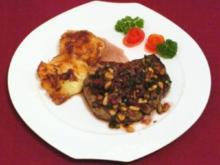 Toskanisches Rinderfilet mit Kartoffelplätzchen - Rezept - Bild Nr. 2
