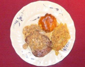Islay Steak, Savoy & Cheddar und Pommes Duchesse - Rezept - Bild Nr. 2