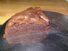 Tarte au chocolat - Rezept