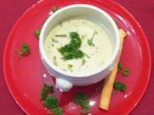 Schnibbelbohnen-Suppe - Rezept