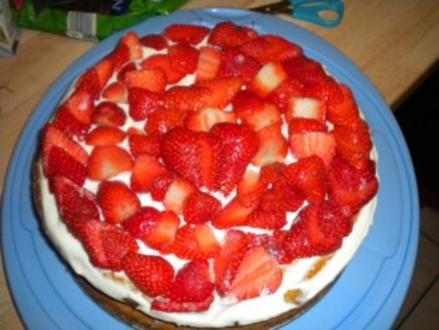 Cheesecake (Käsekuchen Deli-Style) - Rezept