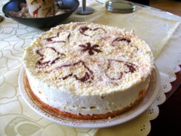 Mandarinentorte mit weißer Schokolade - Rezept