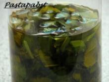 Bärlauchöl - Rezept