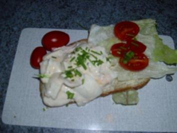 Eiersalat zum Abendbrot oder nur so! - Rezept