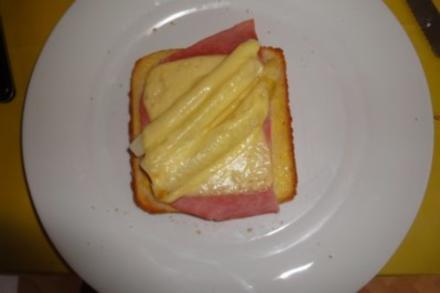Mein Spargel-Toast!! - Rezept