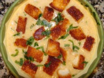 Suppe - Meine Knoblauchsuppe -Edelrocco- - Rezept