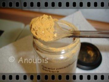 Gewürzmischung - Berbere - Rezept