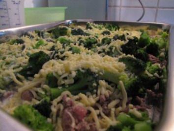 Brokkoli-Kartoffel-Auflauf - Rezept
