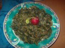 Löwenzahn, gekocht - Assura - - Rezept